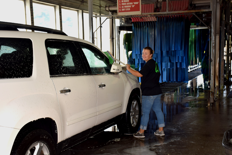 Car Wash Done Right